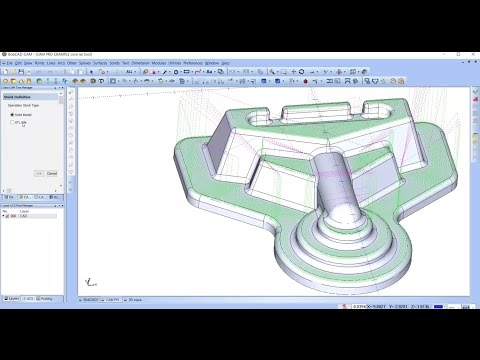 How & When to Use Certain 3D Toolpaths - BobCAD-CAM Webinar Series
