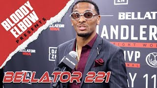 A.J. McKee Willing to Fight Patricio Pitbull at Featherweight or Lightweight - BE PRESENTS