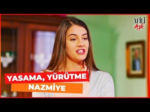Nazmiye Mahalleye Yargı Dağıttı - Afili Aşk 28. Bölüm