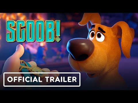 Scoob! - Official Trailer (2020) Zac Efron, Mark Wahlberg, Amanda Seyfried - UCKy1dAqELo0zrOtPkf0eTMw