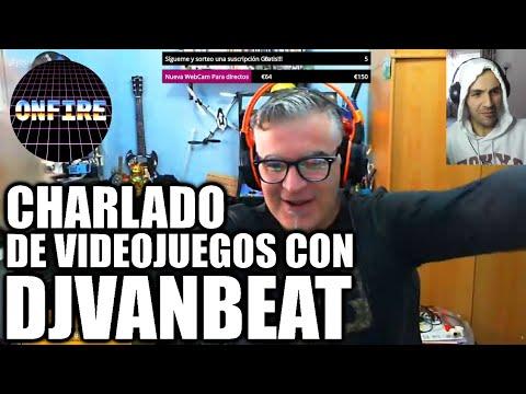 Charlando de Videojuegos con @Djvanbeat