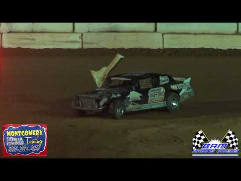 WHAT JUST HAPPENED? Thunder Sportsman Feature - Carolina Speedway 7/23/21 - dirt track racing video image
