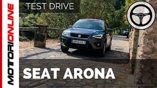 Seat Arona | Test Drive in Anteprima