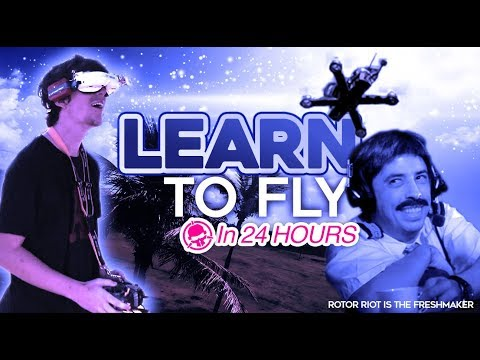 Learn To Fly FPV In Under 24 Hours! - UCemG3VoNCmjP8ucHR2YY7hw