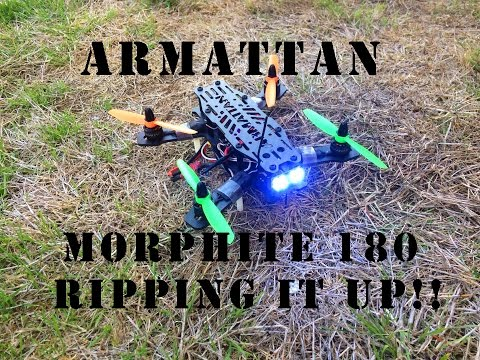 Armattan Morphite 180 FPV ride along! - UCLqx43LM26ksQ_THrEZ7AcQ