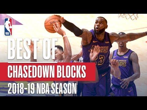 NBA's Best Chasedown Blocks | 2018-19 NBA Season |#NBABlockWeek