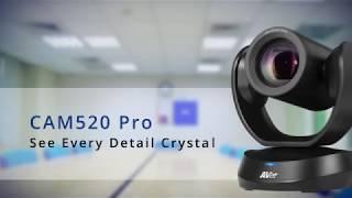 18X Zoom - CAM520 Pro