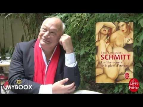 Vid�o de Eric-Emmanuel Schmitt