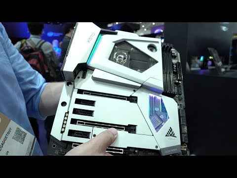 ASRock at Computex 2019: Navi builds, x570 Motherboards, and the x570 Aqua - UCJ1rSlahM7TYWGxEscL0g7Q