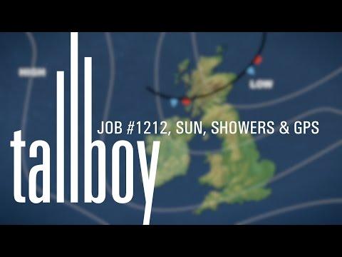 Job #1212 Sun Showers and GPs