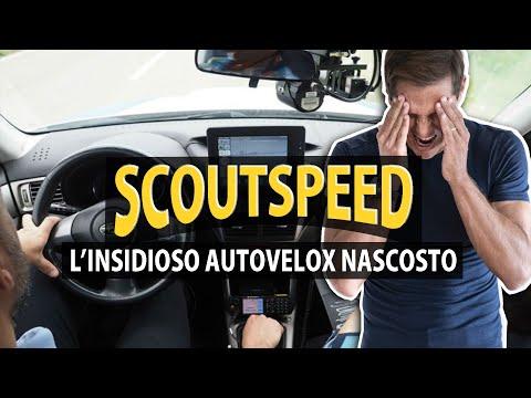 SCOUT SPEED: l'insidioso autovelox nascosto | avv. Angelo Greco