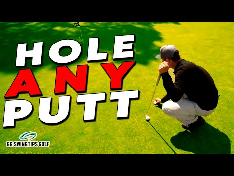 Hole ANY Putt | Putting Stroke Skills