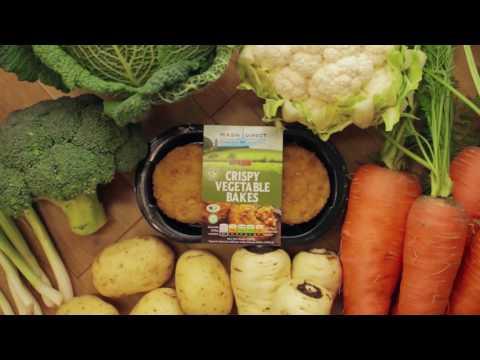 Mash Direct - Crispy Vegetable Bakes