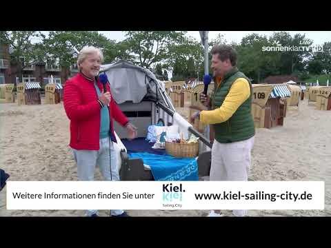 Sonnenklar.TV goes Kiel - Teil 1 Schlafstrandkorb