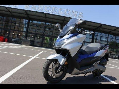 Motosx1000: Test Honda Forza 125