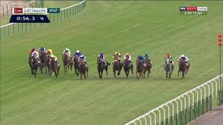 Advertise wins the Group 1 Prix Maurice de Gheest
