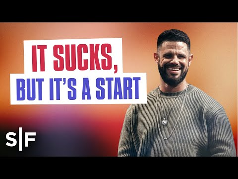 Its Not Bad, Its In Beta  Steven Furtick