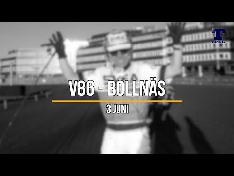 V86 tips Bollnäs - 3/6-20