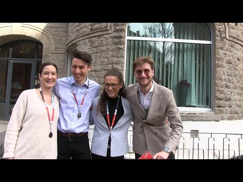 Lars Jacobson, Summer job  2016 at Thomas Concrete Group. Where is he now?  |  Part 2