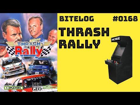 Thrash Rally (ARCADE) [BITELOG 0168]