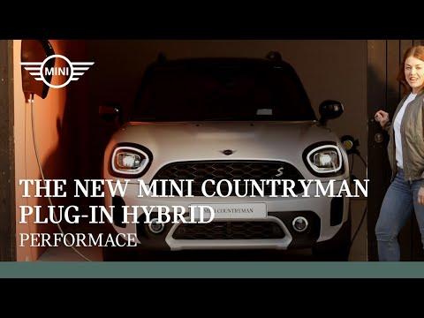 The New MINI Countryman Plug-In Hybrid I Performance