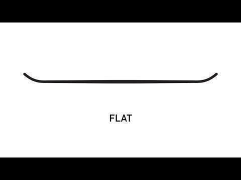 Burton Board Bends: Flat Top?