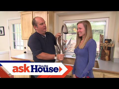 How to Replace a Kitchen Sink and Faucet | Ask This Old House - UCUtWNBWbFL9We-cdXkiAuJA