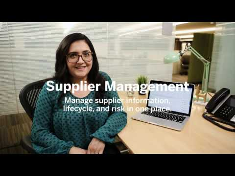 How We Did It: Supplier Management
