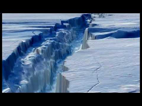 Giant Canyons Discovered In Antarctica ! What Else Remains Hidden?