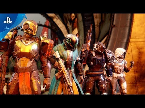 Destiny 2 – Competitive Multiplayer Trailer | PS4
