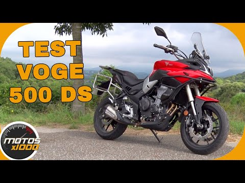 Test Voge 500 DS | Motosx1000
