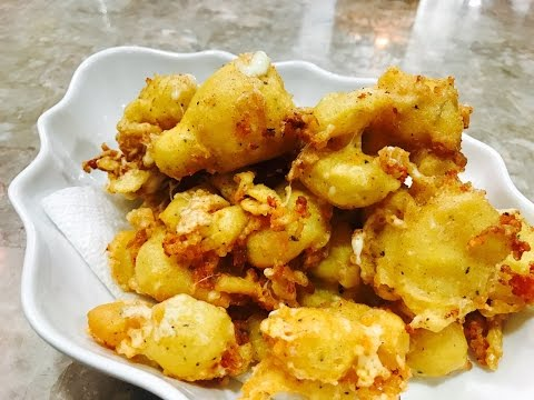 Delicious Homemade Cheese Curds with Raihana''s Cuisines - UCoq4cyttGVBzqB5oDtSQsBA