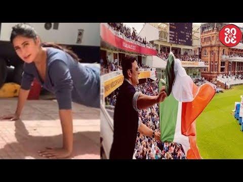 Katrina Kaif Pranks Her Fans | Akshay Kumar Apologizes For Disrespecting Indian Flag