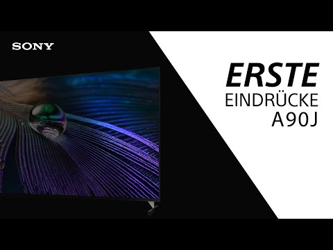 Sony BRAVIA XR A90J Serie ǀ Jetzt entdecken!