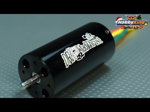 HobbyKing Daily - Dr Mad Thrust EDF Motors - UCkNMDHVq-_6aJEh2uRBbRmw