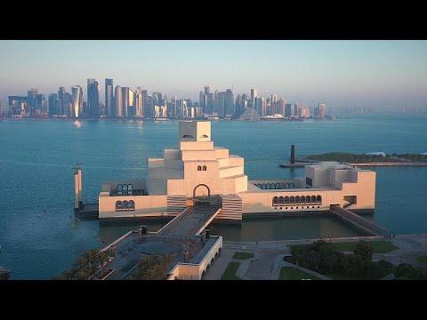 Katar építészeti remekművei, köztük a 2022-es FIFA-világbajnokságra készült stadion