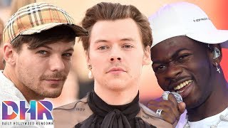 Lil Nas X CLAPS BACK At Offensive Comments! One Direction Fans FURIOUS Over 'Euphoria' Scene! (DHR)