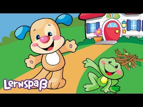 Kinderlieder mit dem Hündchen | Lernspaß | Fisher-Price Deutsch | Kinderlieder | Cartoons für Kinder