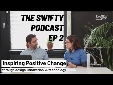 The Swifty Podcast Episode #2 - Micromobility