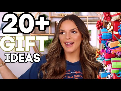20+ LAST MINUTE GIFT IDEAS!  | Casey Holmes