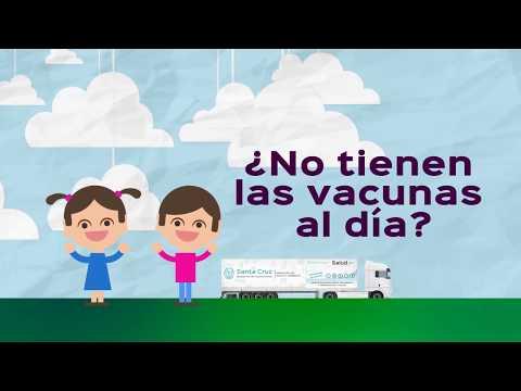 ¡Vacuná a tus hijos para que estén protegidos! Salud es tu derecho.