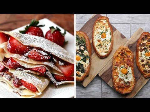 Breakfast For Dinner ? Tasty Recipes