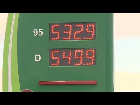Történelmi csúcson a gázolaj ára, péntektől újra drágul