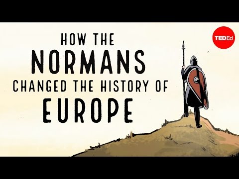 How the Normans changed the history of Europe - Mark Robinson - UCsooa4yRKGN_zEE8iknghZA