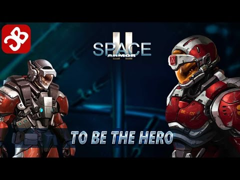 Space Armor 2 - iOS/Android - Gameplay Video