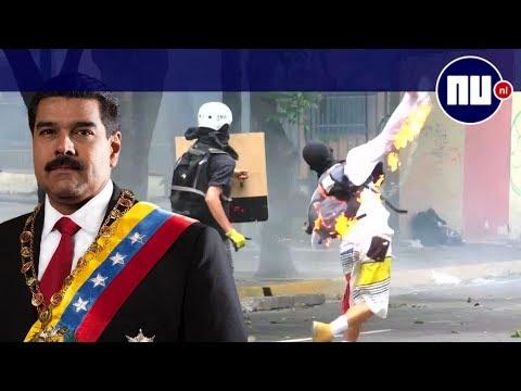 Hoe schrikbarende inflatie Venezuela tot opstand drijft