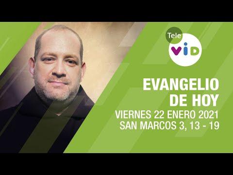 El evangelio de hoy, Viernes 22 de Enero de 2021 📖 Lectio Divina - Tele VID