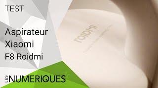 Vidéo-Test Xiaomi Roidmi F8 par Les Numeriques