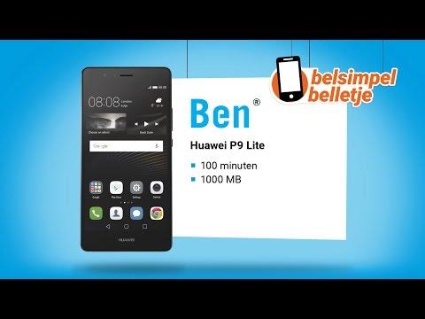 Belsimpel belletje van de week: Huawei P9 Lite & Ben