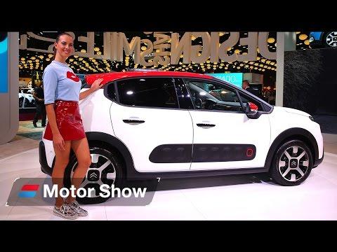 2017 Citroen C3 at Paris Motor Show - First Look